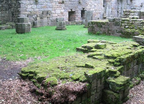 More Ruins at Culross Abbey