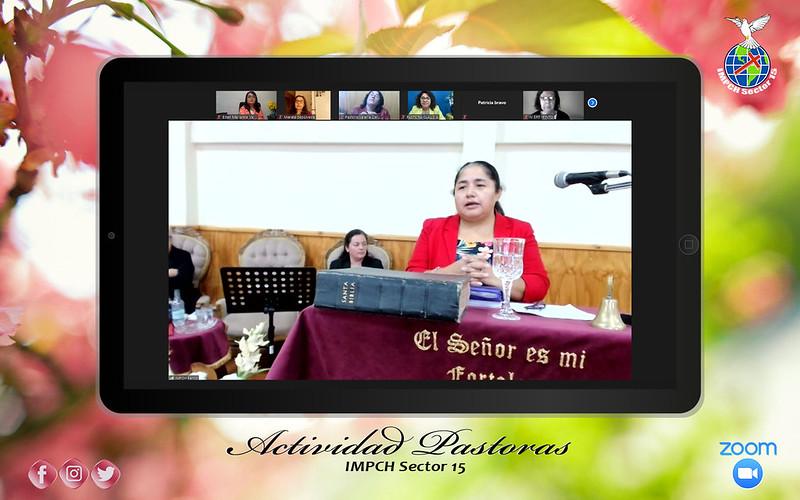 Trabajo Espiritual de Pastoras Sector 15