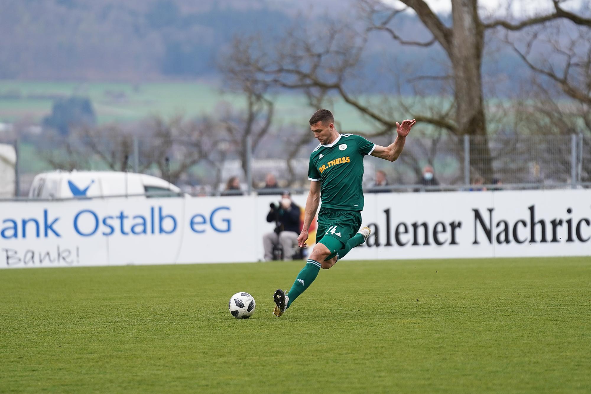 17.04.2021   Saison 2020/21   FC 08 Homburg   VfR Aalen