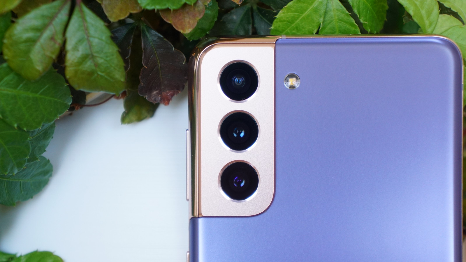 カメラ|Galaxy S21 5Gレビュー
