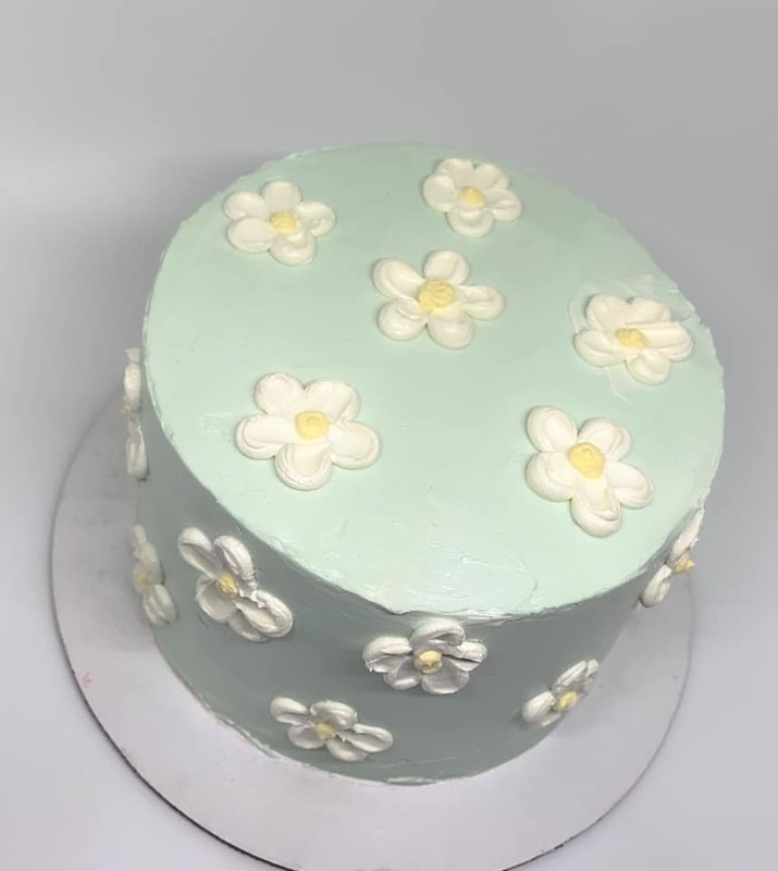 Cake by Handmade Confections