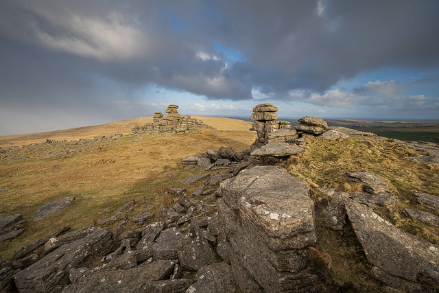 Dawn over Great Staple Tor #4