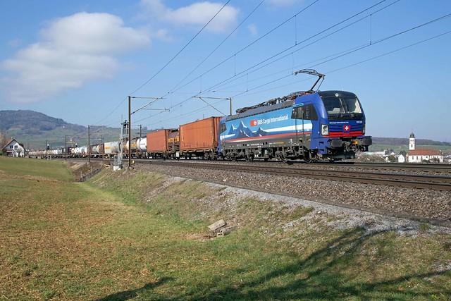 SBB Cargo 193 535 Frick