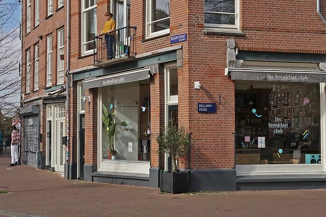 Bellamyplein - Amsterdam (Netherlands)