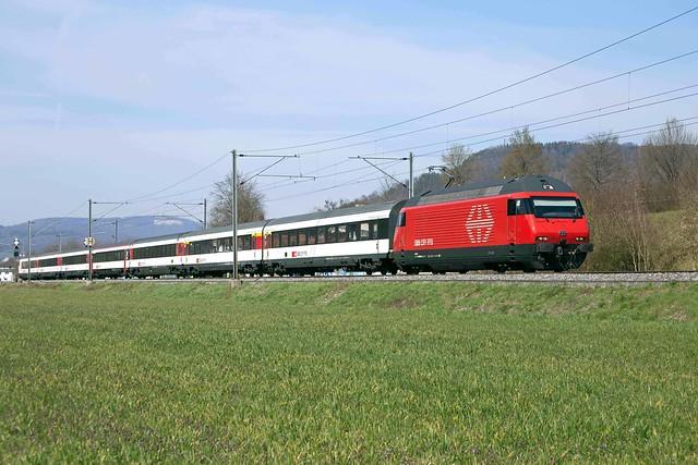 SBB Re 460 069 Sissach