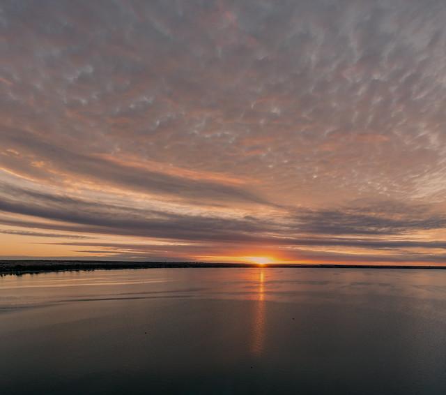 Zephyr sunrise