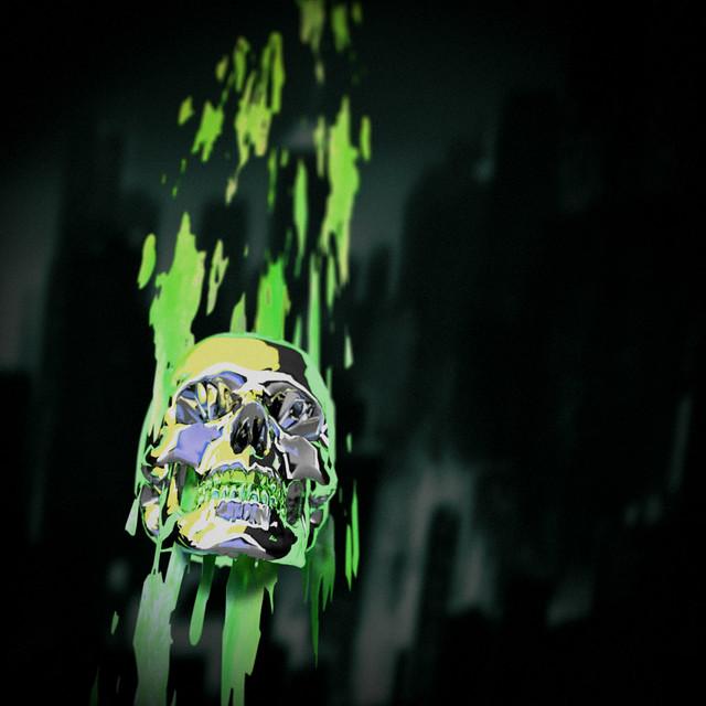 Skull Render #2 - Dimension