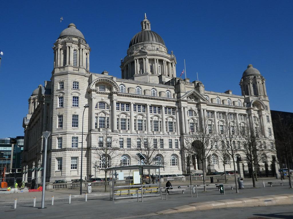 Port of Liverpool Building, Pier Head