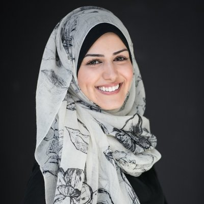 Photograph of Laya Behbahani