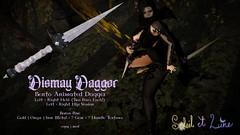 {Soleil et Lune} Dismay Dagger @ FantasyFaire2021