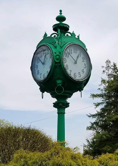 IN, Ligonier-IN 5 Town Clock