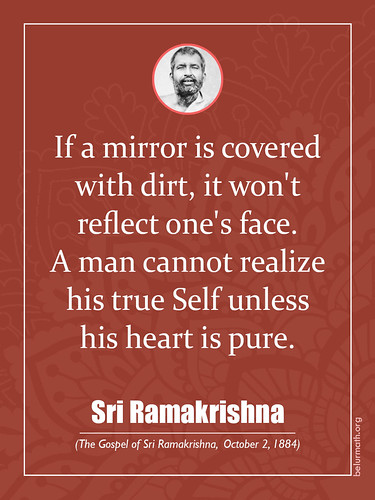 Quotation Sri Ramakrishna