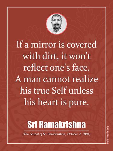 Quotation Sri Ramakrishna