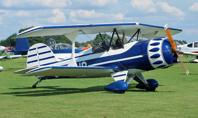 Murphy Renegade Spirit UK G-MWNR [PFA 188-11926]