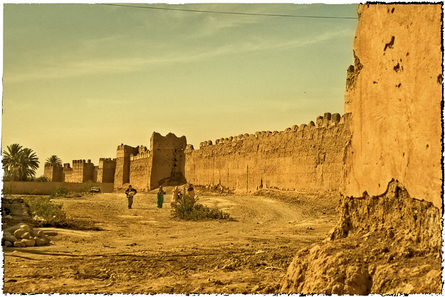 Taroudant, the Grandmother of Marrakech........