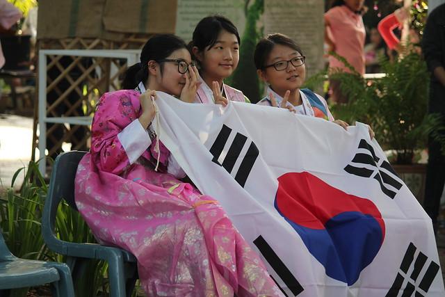 Fierté coréenne/Korean pride