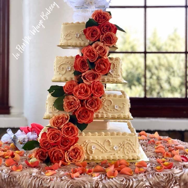 Cake by La Flor De Mayo Bakery