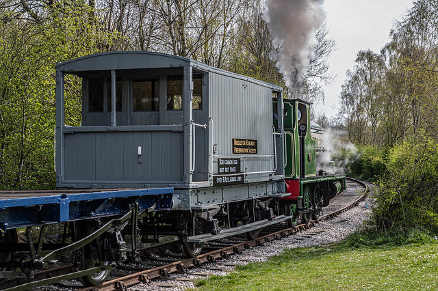 Slough Estates Ltd No.3 On The Middleton Railway