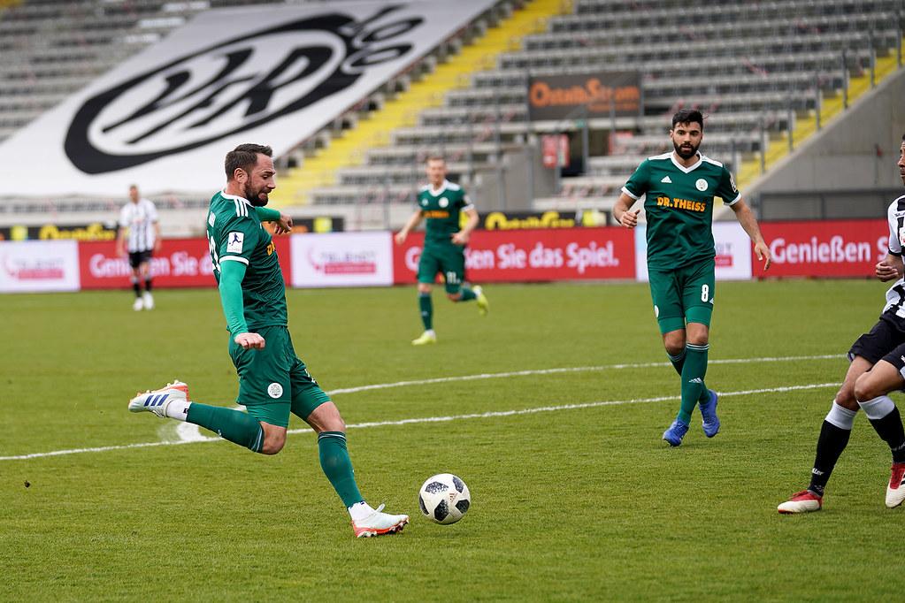 17.04.2021 | Saison 2020/21 | FC 08 Homburg | VfR Aalen