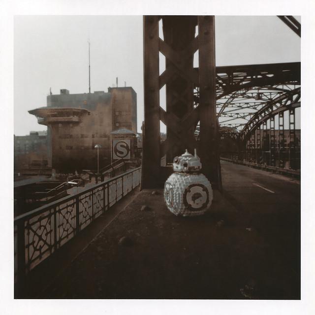 BB -8 - Stellwerk