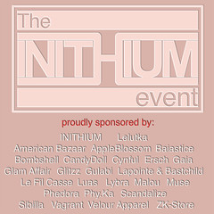 The Inithium Event - Sponsors