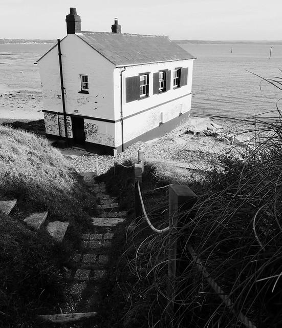 Coastguard house, Lepe