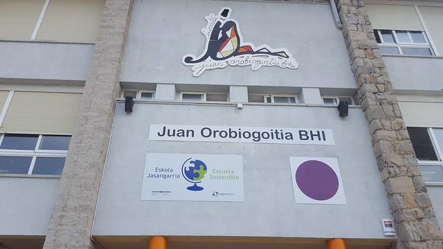 J. Orobiogoitia jasanfgarria eta berdintasunaren alde