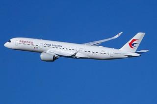 F-WZNS / B-323H Airbus A350-941 China Eastern s/n 452 * Toulouse Blagnac 2021 *