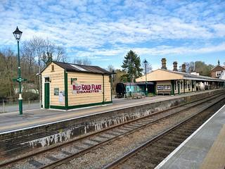 Eridge Station