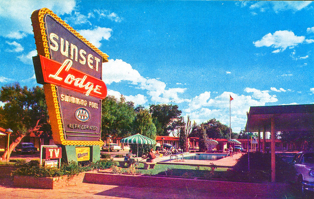 Sunset Lodge, Abilene, Texas