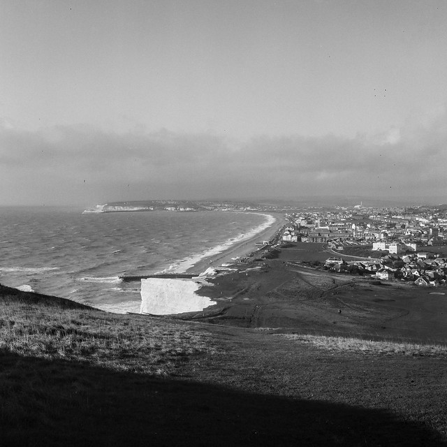 #tlrtuesday no. 159: Seaford from above.