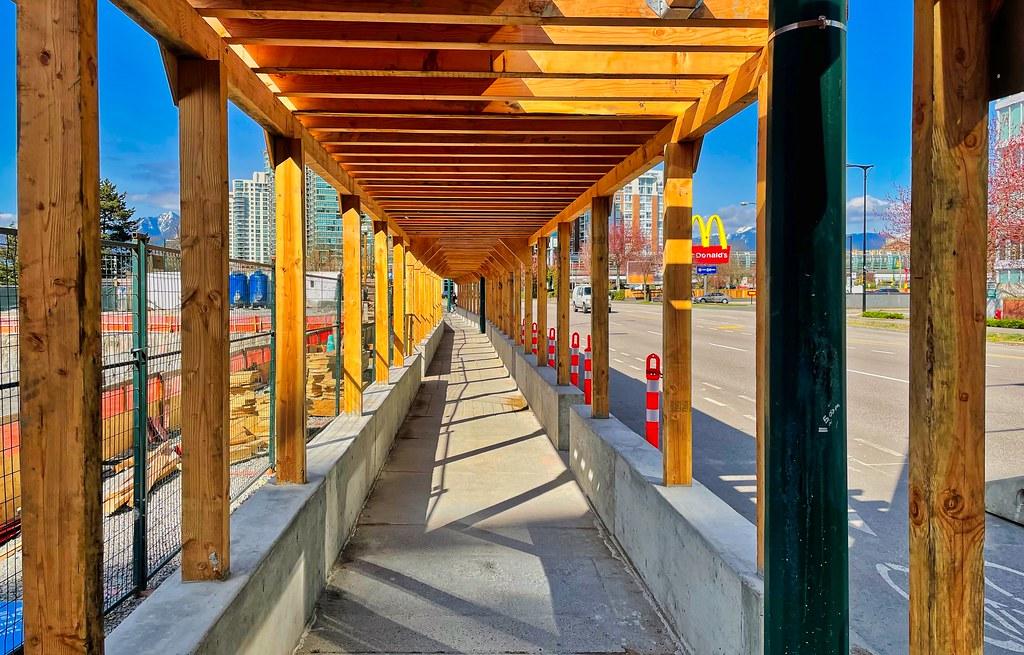 2021 - Vancouver - TESORO Passageway