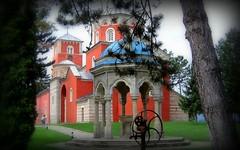 Манастир Жича / Žiča Monastery, Kraljevo, Serbia