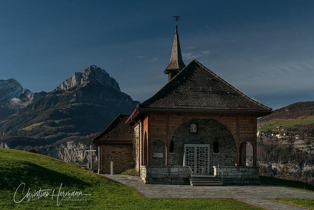 Marienkapelle, Morschach, Switzerland