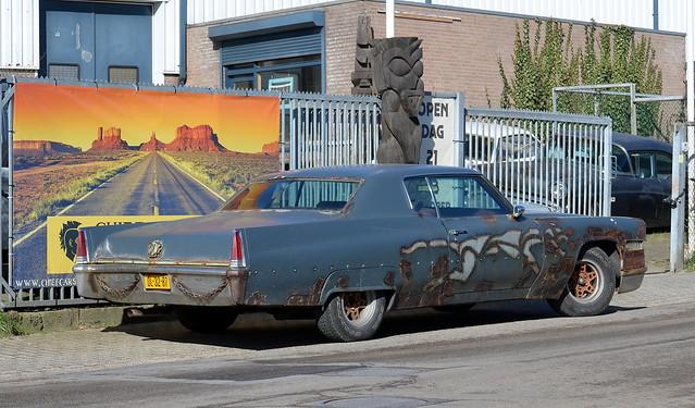 1969 Cadillac Coupe DeVille DL-32-87