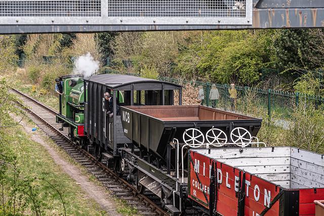 Slough Estates Ltd No.3 On The Middleton Railway