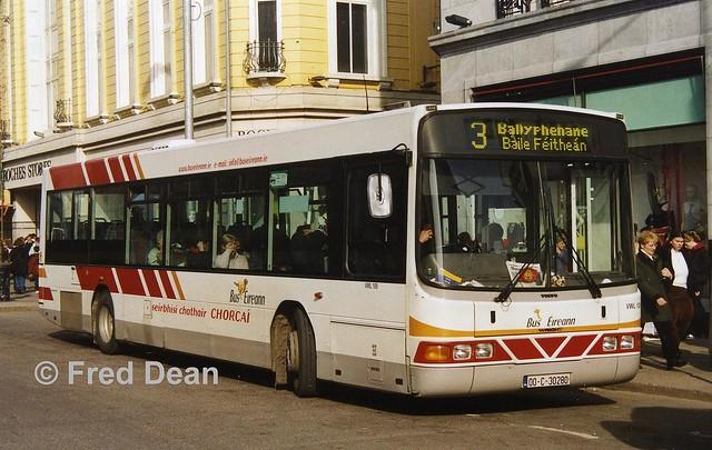 Bus Eireann VWL109 (00C30280).