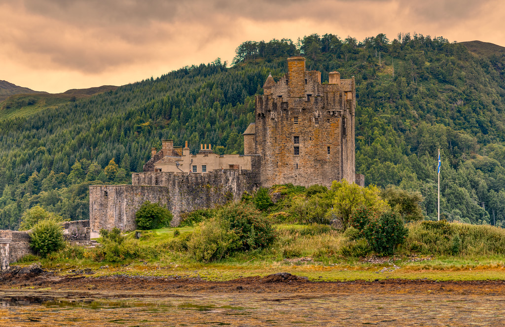 Eilean Donan Castle, Scotland.