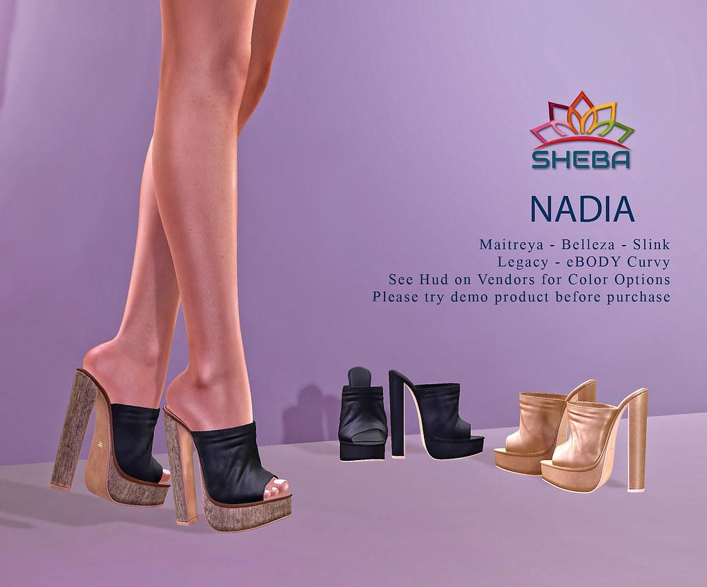 [Sheba] Nadia Mules @Cosmopolitan Event