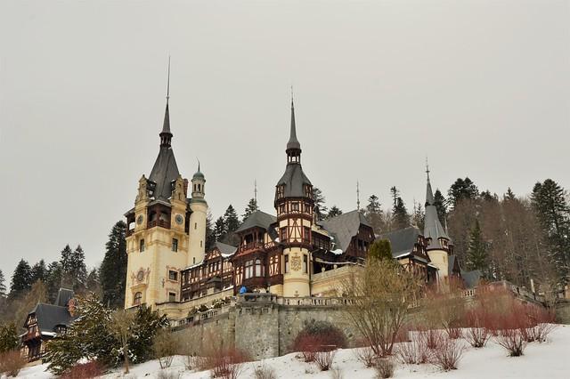Peles Castle - Sinaia - 2