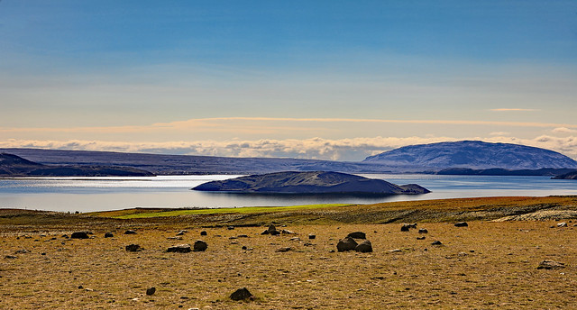 Sandey and  Þingvalliavatn