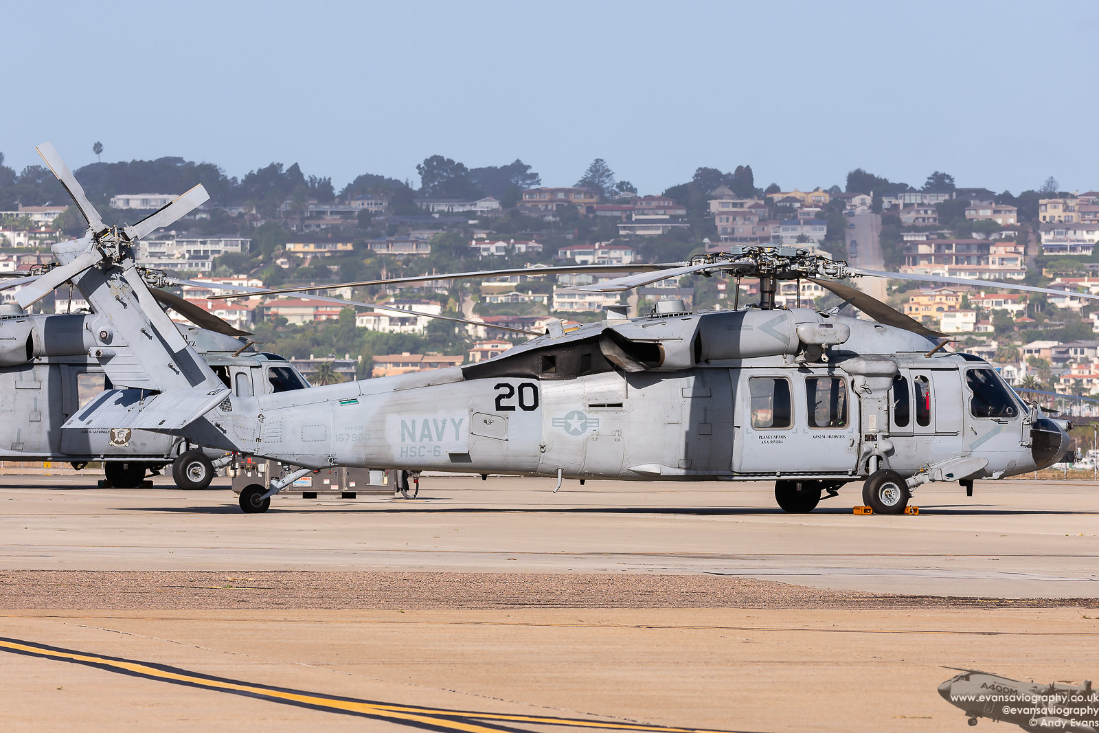 167900 MH-60S HSC-6