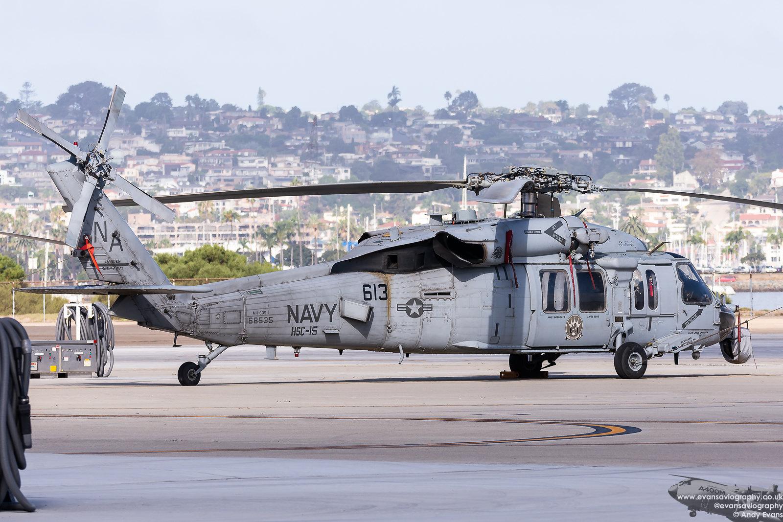 168535 MH-60S HSC-15