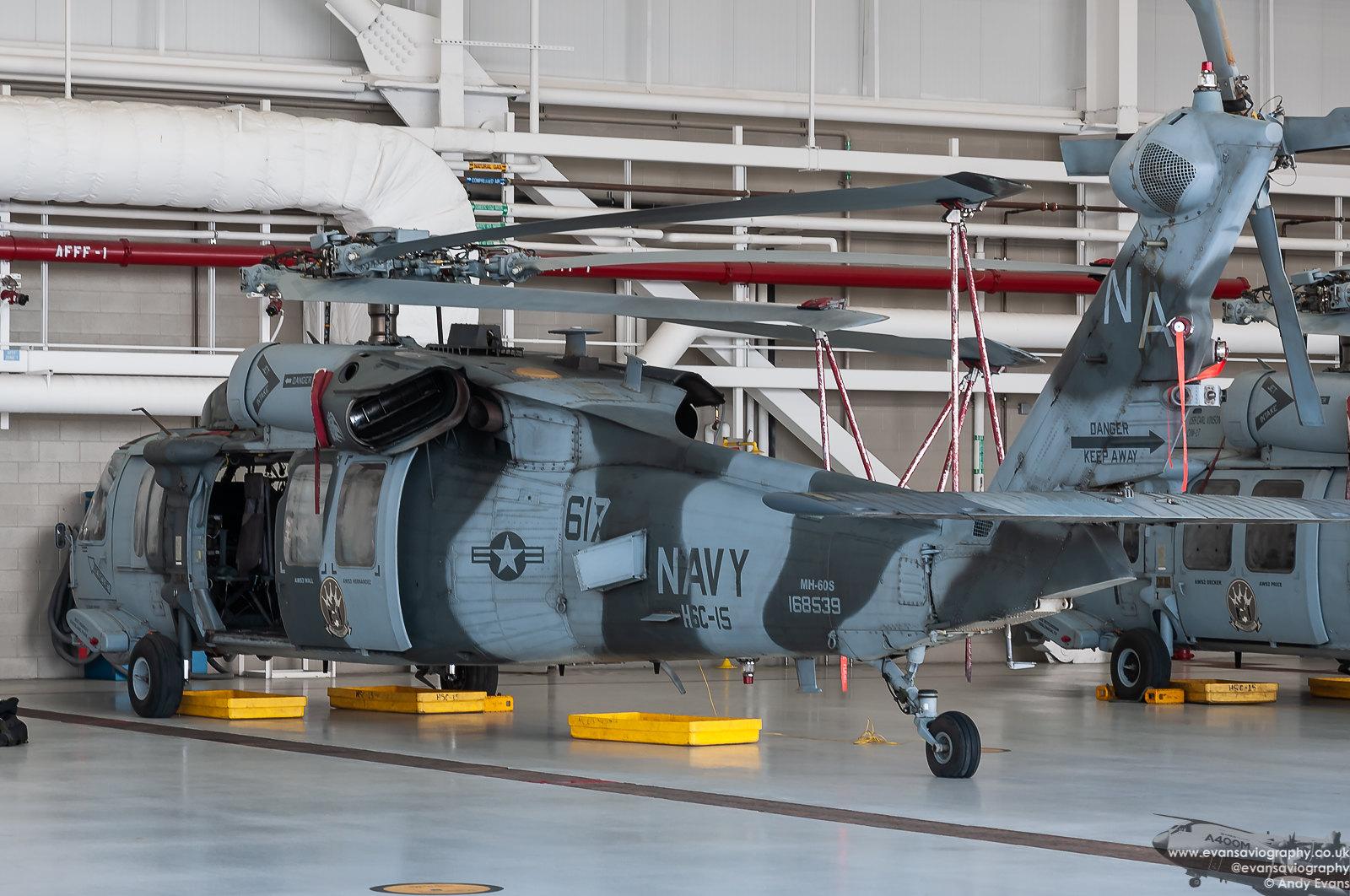 168539 MH-60S HSC-15