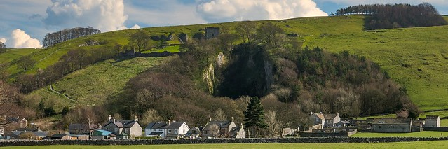 peak cavern gorge - castleton