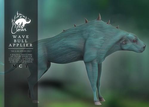 Clover - Wave Bull Applier