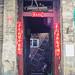 A Red Door in an Alley in Beijing