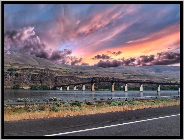 The Historic Columbia River Highway  - Columbia River Gorge  - Sunrise - United States Travel