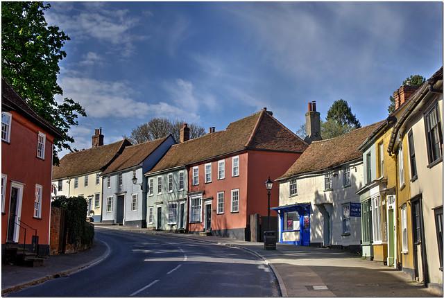 Watling Street, Thaxted