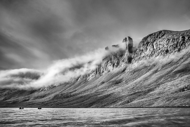 Mørkefjord - Greenland